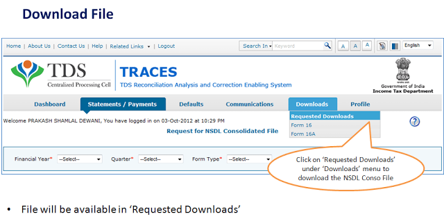 Free download of tds software